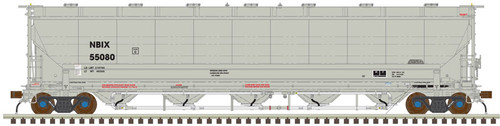 ATLAS 20005189 Trinity 5660 Covered Hopper - NBIX #55023 HO Scale
