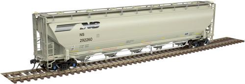 ATLAS 20005198 Trinity 5660 Covered Hopper - Norfolk Southern (NS) #292295 HO Scale