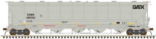 ATLAS 20005200 Trinity 5660 Covered Hopper - TCMX #450173 HO Scale