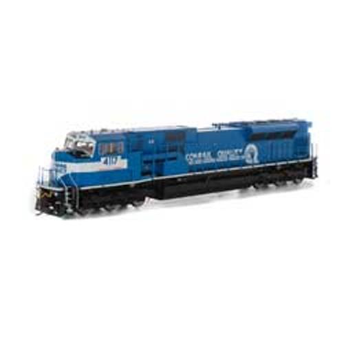 Athearn ATHG27341 SD80MAC CR - Conrail #4117 with DCC & Sound Tsunami2  HO Scale