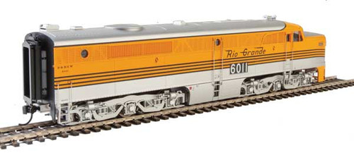 Walthers 20097 ALCO PA - D&RGW - Denver & Rio Grande Western #6011 - DCC & Sound HO Scale