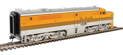 Walthers 20098 ALCO PA - D&RGW - Denver & Rio Grande Western #6013 - DCC & Sound HO Scale