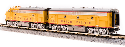 Broadway Limited { 3814 } F7A/B Set  UP - Union Pacific #1467 & 1470B N Scale
