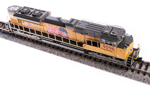 Broadway Limited { 6303 } SD70ACe  UP - Union Pacific #9096 N Scale