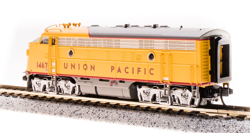 Broadway Limited { 3815 } F7A  UP - Union Pacific #1468 N Scale