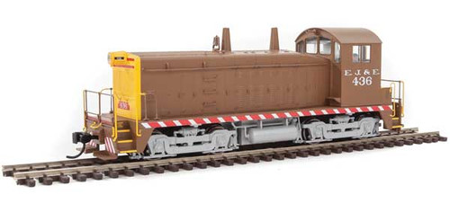 Walthers 20604 EMD NW2 PH V EJ&E - Elgin Joliet & Eastern #436 - DCC & Sound HO Scale