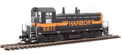 Walthers 20605 EMD NW2 PH V IHB - Indiana Harbor Belt #8811 - DCC & Sound HO Scale