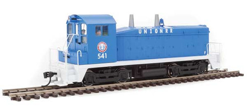 Walthers 20607 EMD NW2 PH V URR - Union Rail Road #541 - DCC & Sound HO Scale