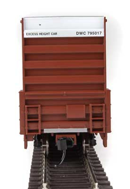 Walthers 910-2963 60' High Cube Plate F Boxcar CN - Canadian National #795017 HO Scale