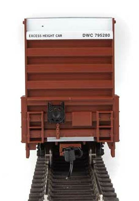 Walthers 910-2965 60' High Cube Plate F Boxcar CN - Canadian National #795280 HO Scale