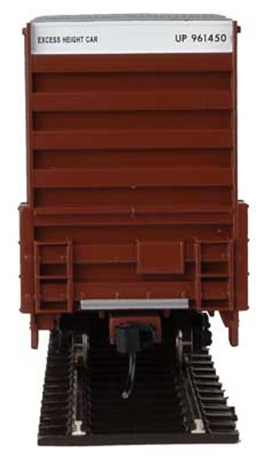 Walthers 910-2978 60' High Cube Plate F Boxcar UP - Union Pacific #961450 HO Scale