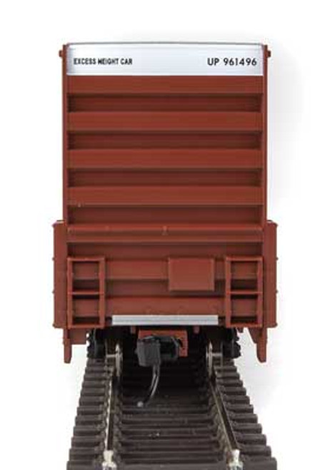 Walthers 910-2979 60' High Cube Plate F Boxcar UP - Union Pacific #961496 HO Scale