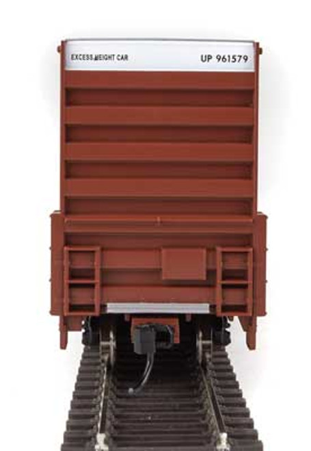 Walthers 910-2981 60' High Cube Plate F Boxcar UP - Union Pacific #961579 HO Scale