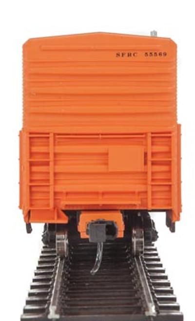 Walthers 910-3938 57' Mechanical Reefer SFRC - Santa Fe #55569 HO Scale