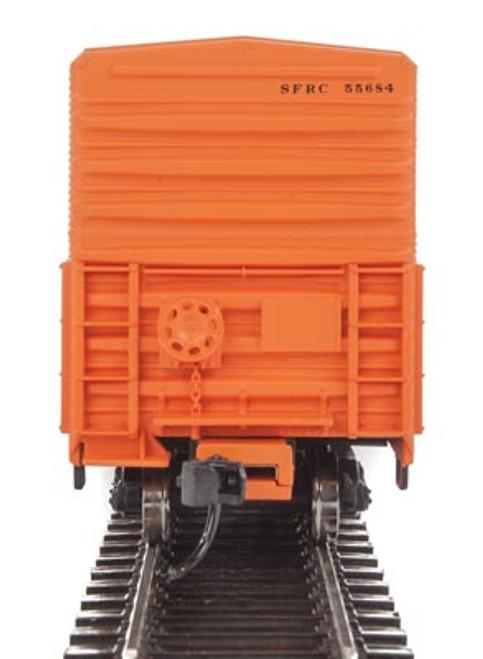 Walthers 910-3939 57' Mechanical Reefer SFRC - Santa Fe #55684 HO Scale