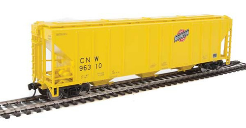 Walthers 910-7460 PS 4427 Covered Hopper CNW - Chicago Northwestern #96310 HO Scale