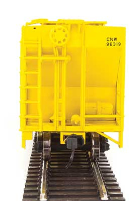 Walthers 910-7461 PS 4427 Covered Hopper CNW - Chicago Northwestern #96319 HO Scale