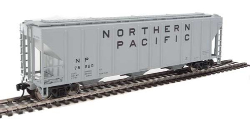 Walthers 910-7472 PS 4427 Covered Hopper NP _ Northern Pacific #76280 HO Scale