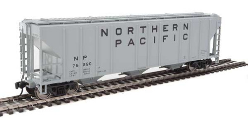 Walthers 910-7474 PS 4427 Covered Hopper NP - Northern Pacific #76290 HO Scale