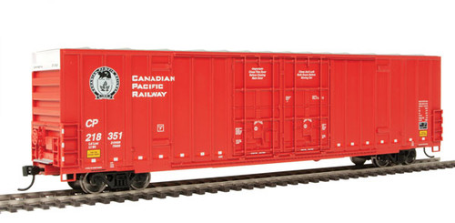 Walthers 910-2993 60' High Cube Plate F Boxcar CP Canadian Pacific #218351 HO Scale