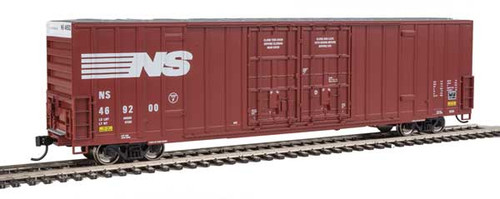 Walthers 910-2994 60' High Cube Plate F Boxcar NS Norfolk Southern #469200 HO Scale