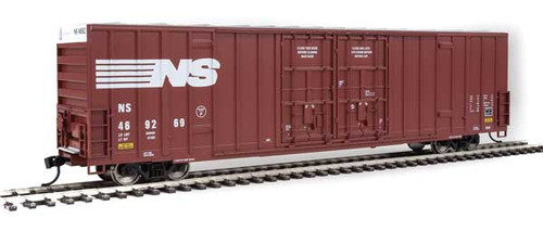 Walthers 910-2995 60' High Cube Plate F Boxcar NS Norfolk Southern #469269 HO Scale