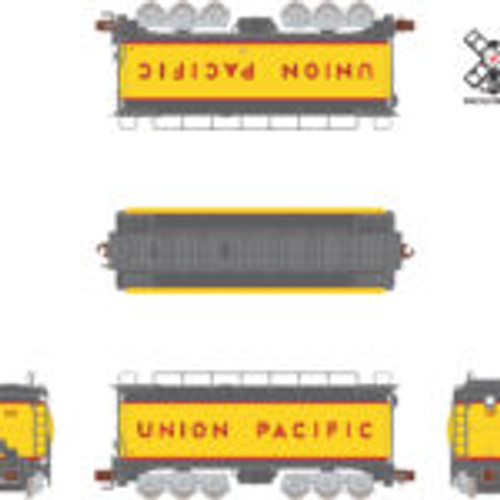 Scaletrains SXT32610 Fuel Tender UP Union Pacific Un-Numbered N Scale