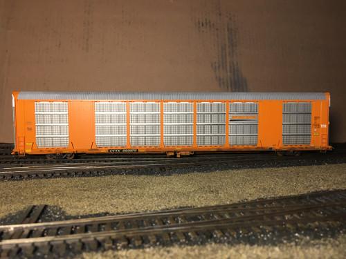 Scaletrains SXT32125 CW Custom Weathered Multi-Max Autorack - BNSF #693970 HO Scale