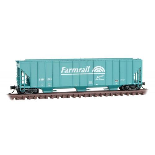 Micro Trains 993 02 140 N Scale Farmrail 5-pack