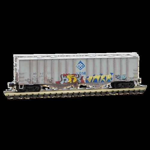 Micro Trains 993 05 720 N Scale ADMX - ADM Weathered 3 Pack