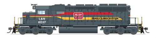 BLI 6785 SD40-2 SCL - Family Lines #8045 Broadway Limited Paragon 4 w/Sound & DCC HO Scale