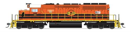 BLI 6791 SD40-2 RCPE - Rapid City, Pierre & Eastern #3465 Broadway Limited Paragon 4 w/Sound & DCC HO Scale