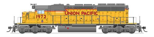 BLI 6794 SD40-2 UP - Union Pacific #1972 Broadway Limited Paragon 4 w/Sound & DCC HO Scale