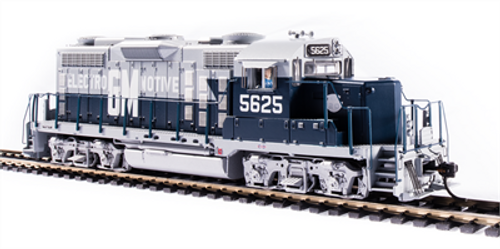 BLI 4273 GP20 EMD Demonstrator #5625 Paragon 4 w/Sound & DCC HO Scale Broadway Limited