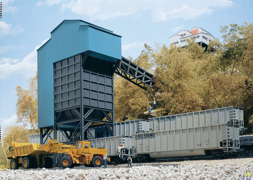 933-3520 Walthers Cornerstone Series Kit HO Scale HO Scale Old Time Coal Conveyors Inc