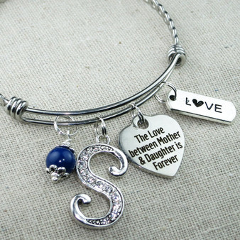 The Love Between Mother and Daughter is Forever - Gifts for Mom