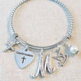 Confirmation Gifts for Girls, Confirmation Bracelet, Girls Confirmation Gifts, Gift from Godparent, Confirmation Gift for Teen from Parents