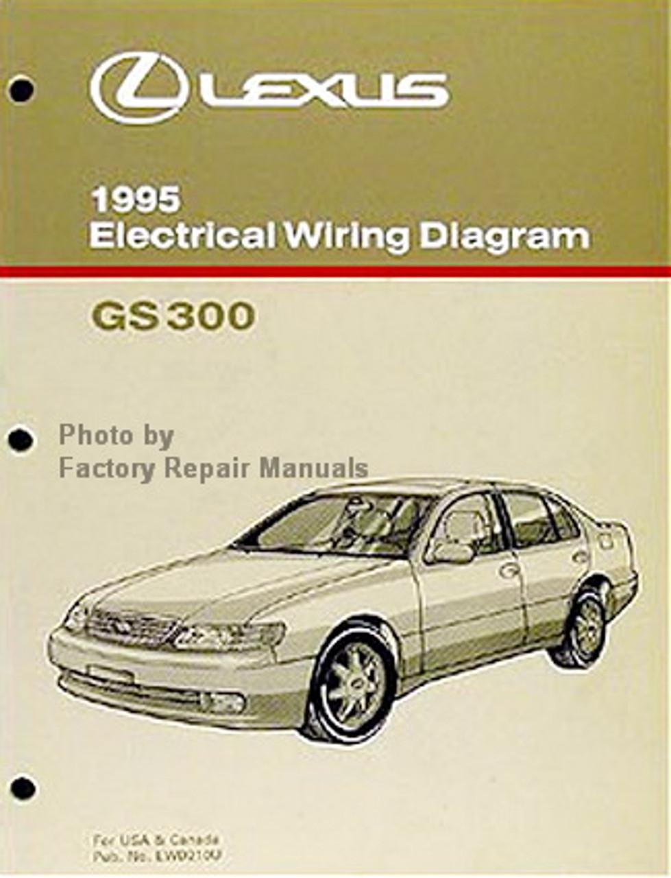 95 lexus engine diagram 1995 lexus gs300 electrical wiring diagrams gs 300 original manual  lexus gs300 electrical wiring diagrams