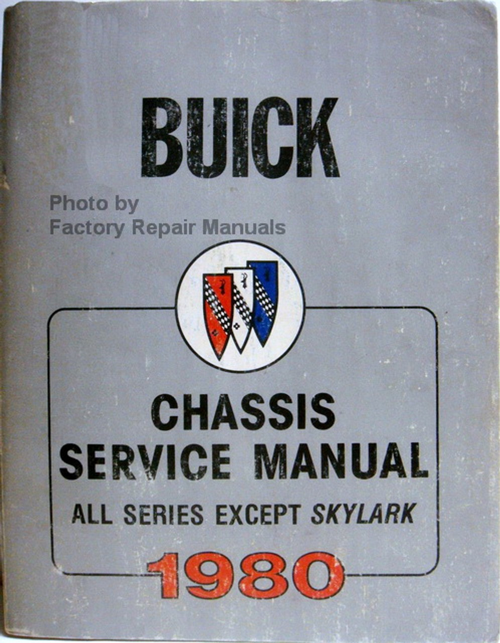 Electra LeSabre 80 1980 Buick Owners Owner/'s Manual