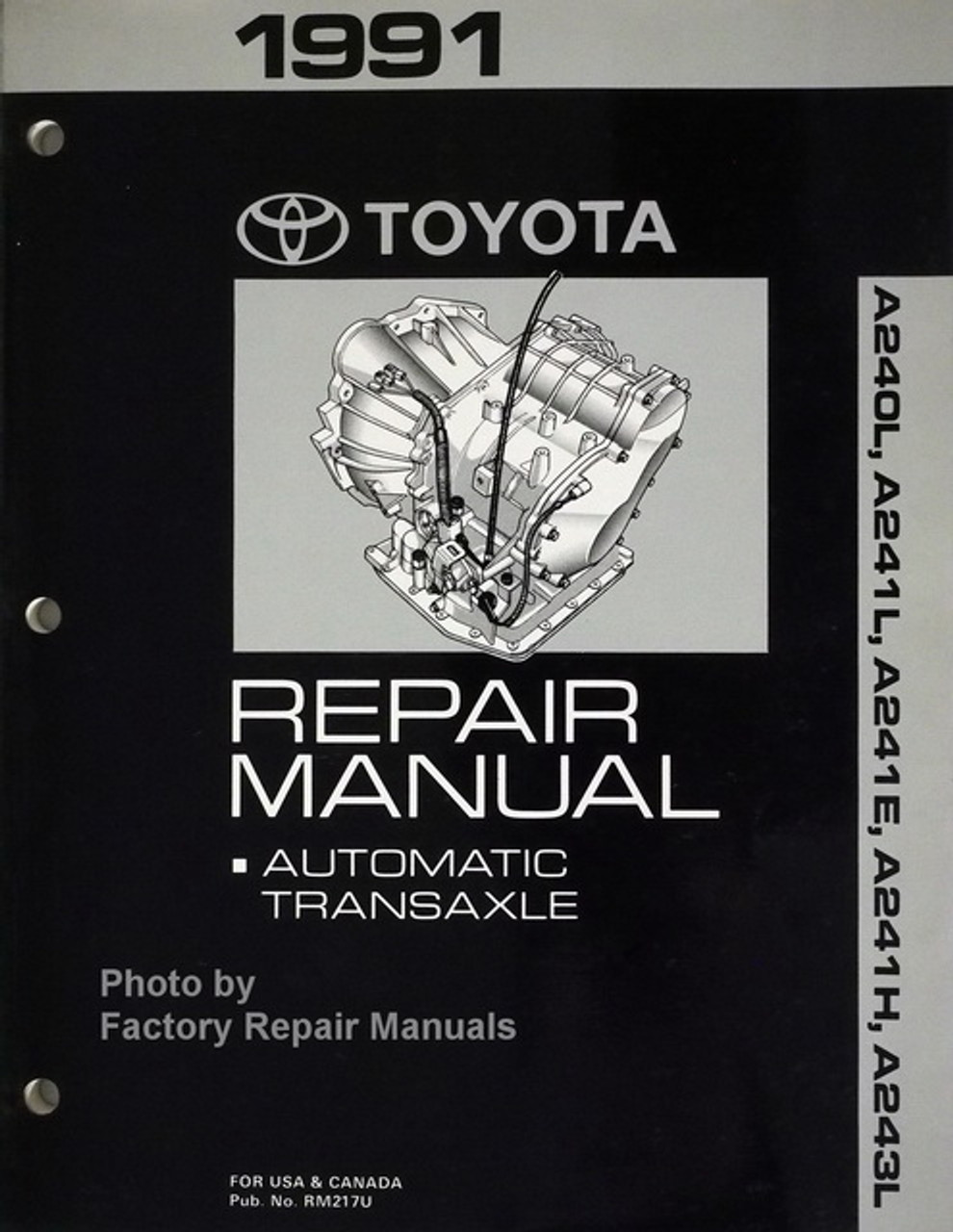 Rx379 1991 Toyota Celica Electrical Wiring Diagram Service Manual Other Car Manuals Vehicle Parts Accessories
