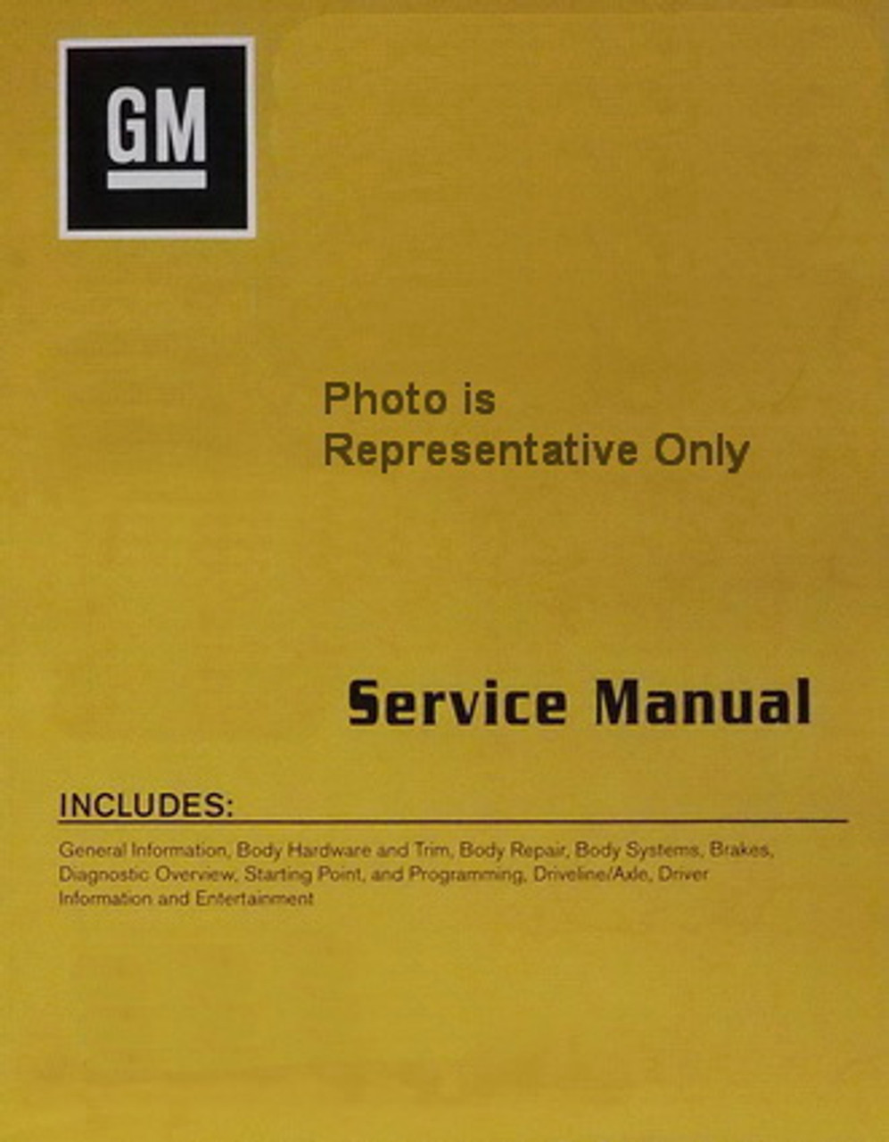 2016 Buick Encore Chevy Trax Factory Shop Service Manual Set