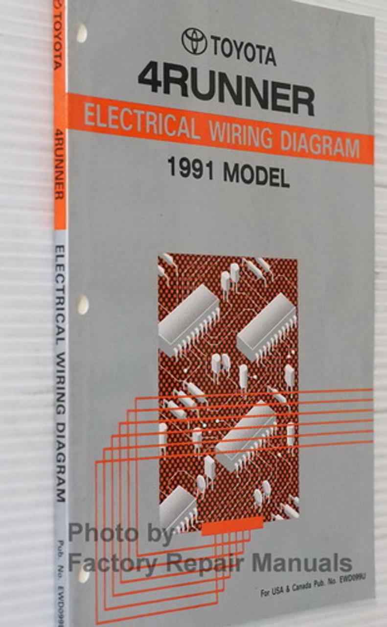 Diagram 1998 Toyota 4runner 4 Runner Electrical Wiring Diagram Service Ewd 1998 Full Version Hd Quality Ewd 1998 Swapwiringx18 Locandadossello It