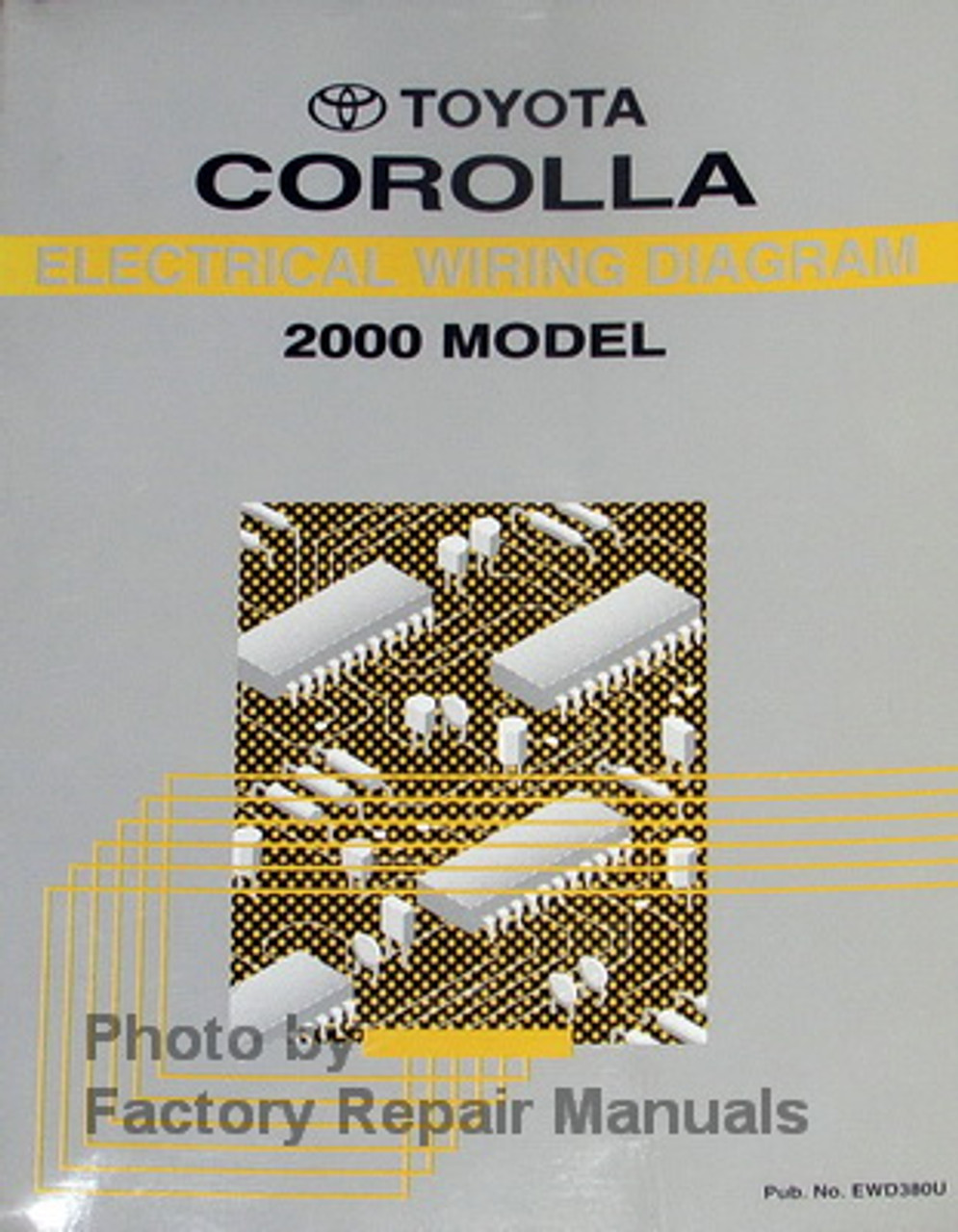 2000 toyota corolla engine diagram 2000 toyota corolla electrical wiring diagrams original factory  2000 toyota corolla electrical wiring