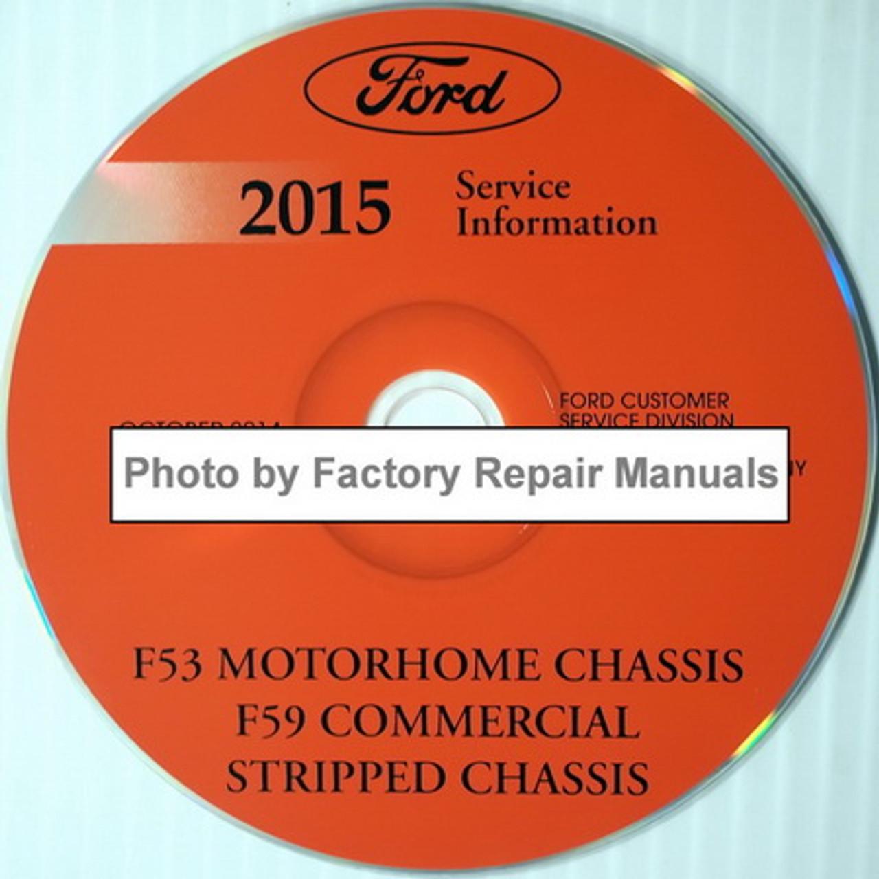 Car Manuals & Literature Vehicle Parts & Accessories 2015 Ford ...