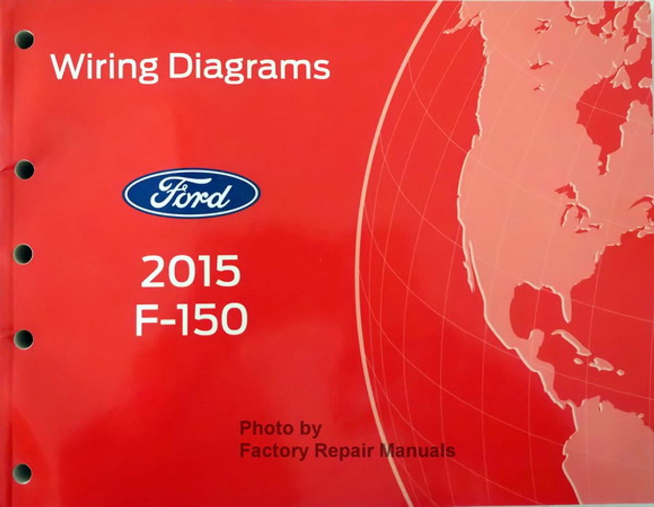 2015 Ford F150 Factory Wiring Diagrams Original Manual - Factory Repair  Manuals | Ford F750 Ac Wiring Diagram |  | Factory Repair Manuals