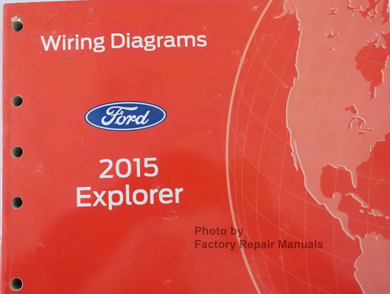 15 2015 Ford Police Interceptor owners manual