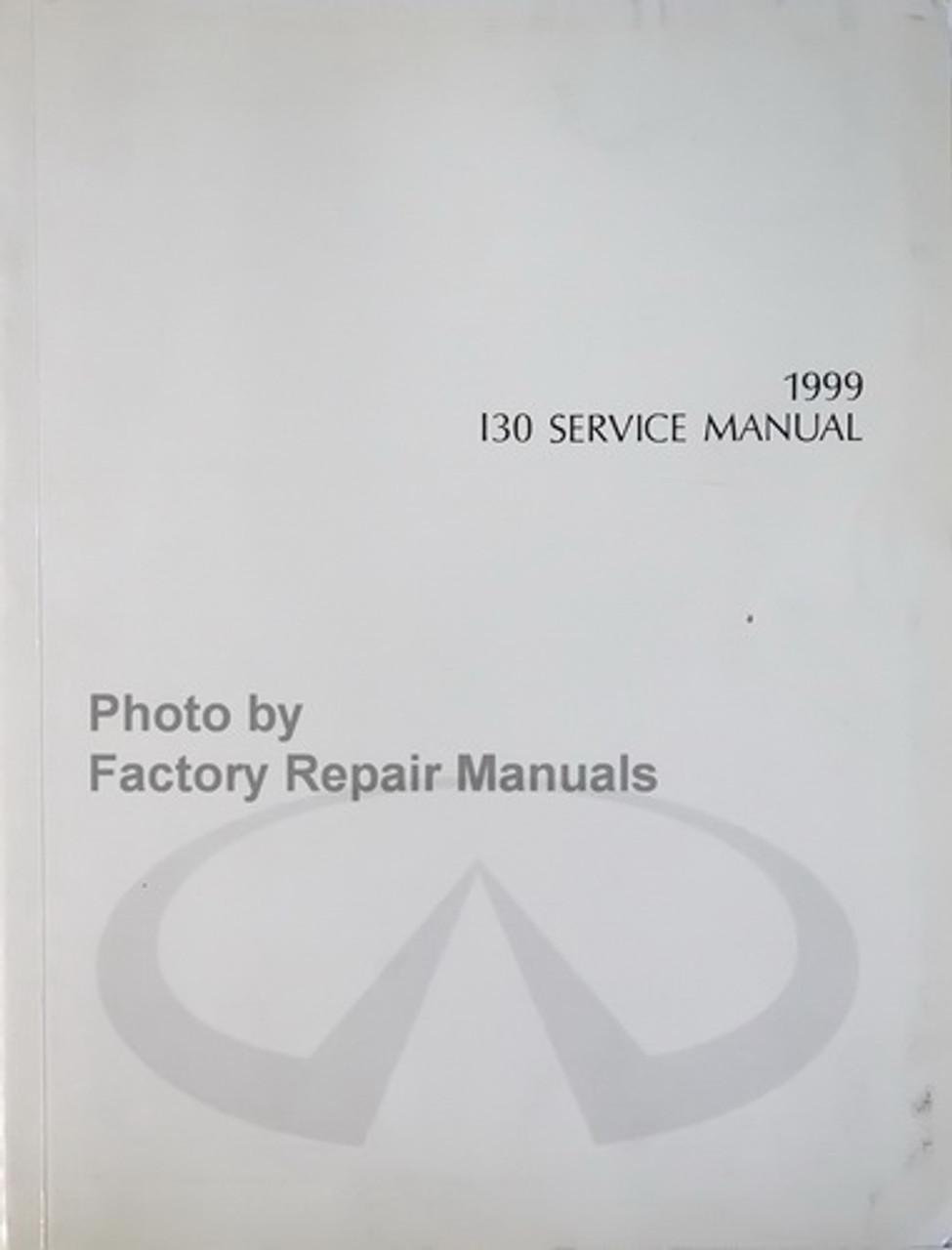 infiniti i30 engine wiring diagram 1999 infiniti i30 factory service manual original shop repair  1999 infiniti i30 factory service