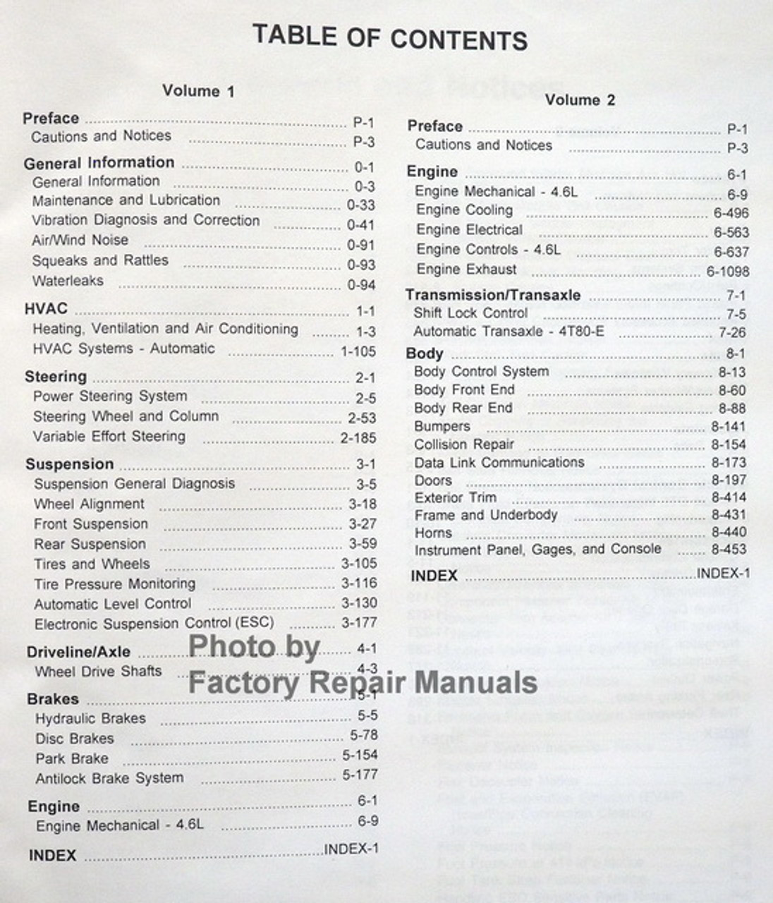 2004 Cadillac Deville Factory Service Manual Shop Repair
