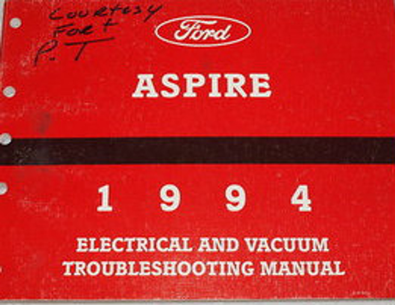 1994 ford aspire wiring diagram 1994 ford aspire electrical troubleshooting   vacuum manual wiring  ford aspire electrical troubleshooting