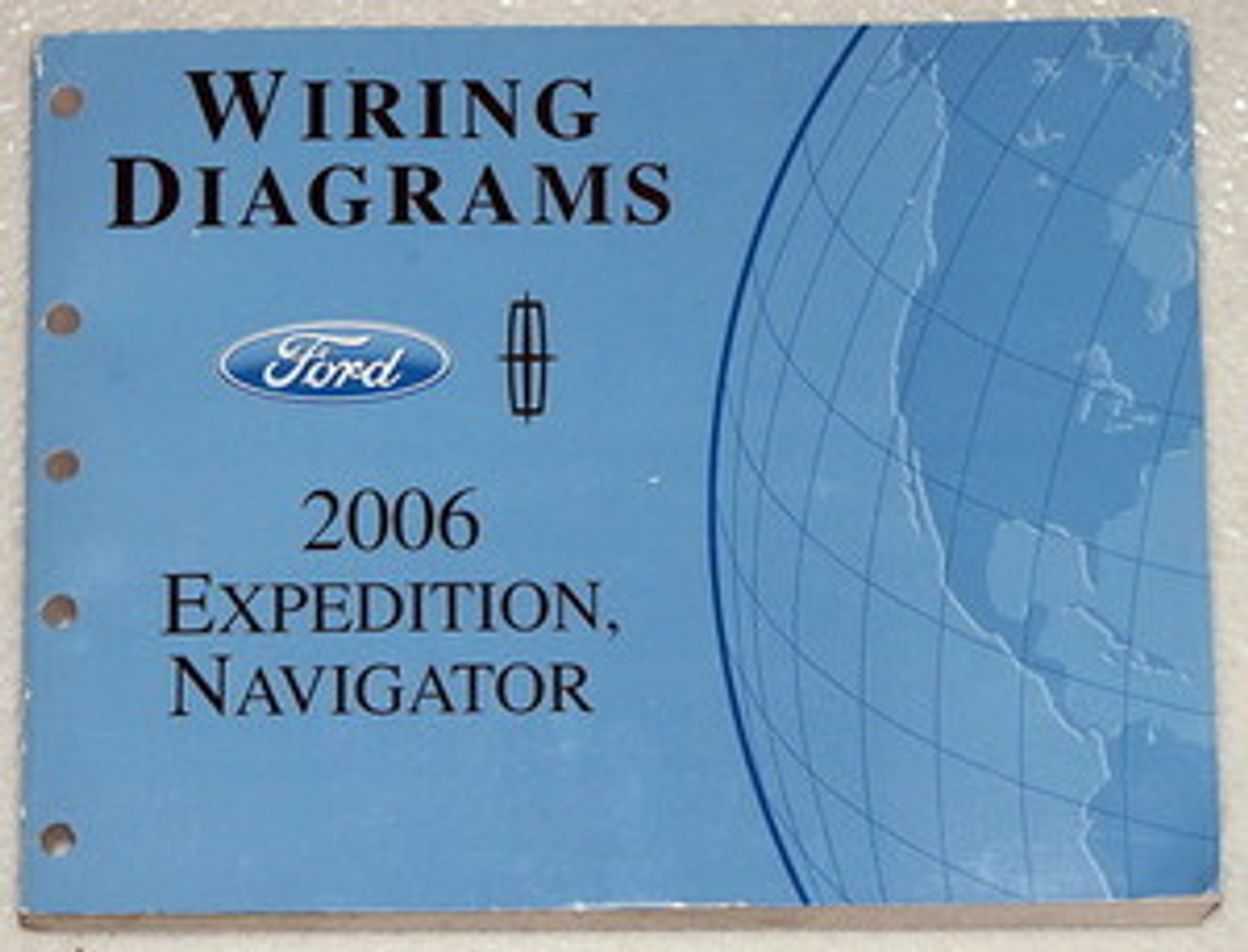 2006 Ford Expedition And Lincoln Navigator Electrical